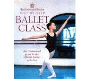 Book Step-by-step Ballet Class
