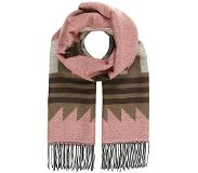 Only ONLSHEENA WEAVED SCARF Huivi rose dawn One Size