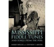 Book Mississippi Fiddle Tunes and Songs from the 1930s