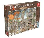Jumbo Pieces of History The Castle 1000 pcs 1000kpl