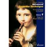 Book Advanced Recorder Technique