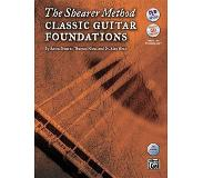 Book The Shearer Method Classic Guitar Foundations