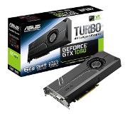 Asus TURBO-GTX1060-6G - Graphics card - GF GTX 1060 - 6 GB GDDR5 - PCIe 3.0 x16 - DVI, 2 x HDMI, 2 x DisplayPort