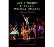Book Music Theory Through Musical Theatre