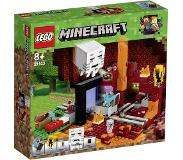 LEGO Minecraft 21143 The Nether Portal ,