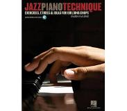 Book Jazz Piano Technique