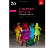 Book Time Pieces for Cello