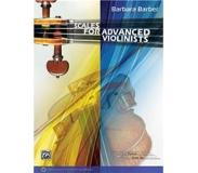 Book Scales for Advanced Violinists