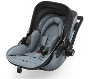 Kiddy Turvakaukalo Evoluna i-Size 2 + Isofix Base 2, Polar Grey