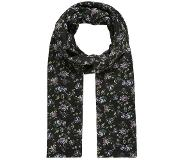 Vero moda VMROSE MIX LONG SCARF Huivi nightshade One Size
