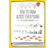 Book How to Draw Almost Everything
