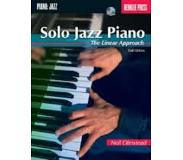 Book Solo Jazz Piano: The Linear Approach