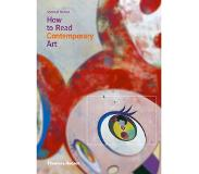 Book How to Read Contemporary Art