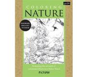 Book Coloring Nature: Featuring the Artwork of Celebrated Illustrator Helen Ward