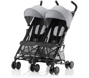 Britax Holiday Double Sisarusrattaat, Steel Grey