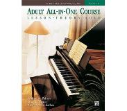 Book Alfred's Basic Adult All-in-one Piano Course