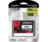 "Kingston Technology SSDNow KC400 256GB 256GB 2.5"" Serial ATA III"