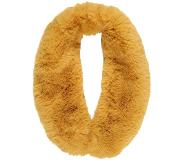 New Look TEDDY COLLAR Tuubihuivi dark yellow One Size