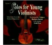 Book Solos for Young Violinists, Vol 2: Selections from the Student Repertoire