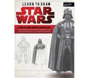 Book Learn to Draw Star Wars: Learn to Draw Favorite Characters, Including Darth Vader, Han Solo, and Luke Skywalker, in Graphite Pencil