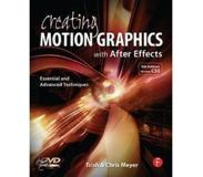 Book Creating Motion Graphics with After Effects