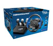 Thrustmaster T150 PRO ForceFeedback Ohjauspyörä + pedaalit PC, PlayStation 4, Playstation 3 Musta, Sininen