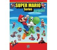 Book Super Mario Series for Guitar