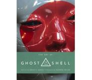 Book The Art of Ghost in the Shell