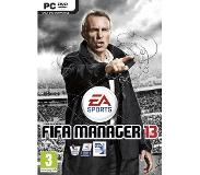 Games Electronic Arts - FIFA Manager 13, PC PC videopeli