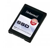 "Intenso 128GB SSD SATAIII Top 128GB 2.5"" Serial ATA III"