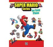 Book Super Mario Series for Easy Piano