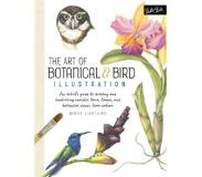 Book The Art of Botanical & Bird Illustration: An Artist's Guide to Drawing and Illustrating Realistic Flora, Fauna, and Botanical Scenes from Nature