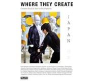 Book Where They Create Japan