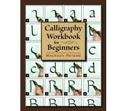 Book Calligraphy workbook for beginners
