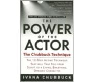 Book The Power of the Actor: The Chubbuck Technique