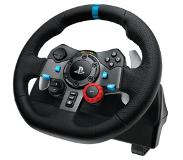 Logitech G29 Ohjauspyörä + pedaalit PC, PlayStation 4, Playstation 3 Musta