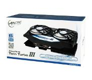 ARCTIC Accelero Twin Turbo III Graphics card Jäähdytin