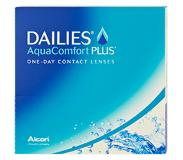 Alcon Dailies AquaComfort Plus (180 kpl)