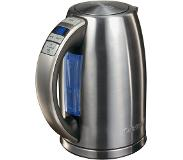 Cuisinart Multi Temp Kettle 1.7l 4 Temp Steel Gray - Vedenkeittimet Steel Grey - CPK17E