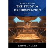Book The Study of Orchestration