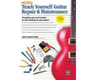 Book Alfred's Teach Yourself Guitar Repair & Maintenance: Everything You Need to Know to Start Working on Your Guitar!