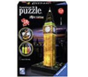 Ravensburger Big Ben Night Edition- 3D puzzel