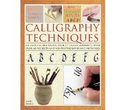Book Calligraphy Techniques