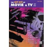 Book The Giant Book of Movie & TV Sheet Music