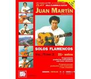 Book Play Solo Flamenco Guitar with Juan Martin Vol. 2