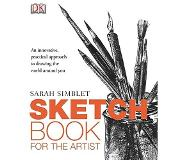 Book Sketch Book for the Artist