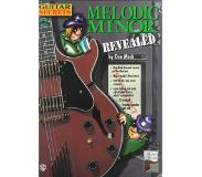 Book Guitar Secrets: Melodic Minor Revealed [With CD]