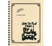 Book How to Play from a Real Book