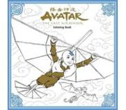Book Avatar - the Last Airbender Coloring Book