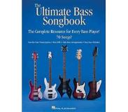 Book The Ultimate Bass Songbook